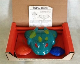 Bop the Beetle Game 1962 Complete VTG Ideal Toy Working Condition Indoor... - $69.29