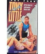 Tony Little Upper Body Abdominal Reduction VHS NEW Sealed - $9.85