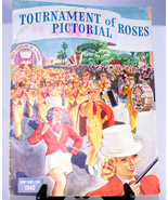 Vintage 1940 Tournament Of Roses Pictorial Paperback - $2.95