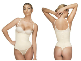 Fajas Reductoras Thong Shapewear Bodysuit - $54.00