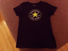 Converse All Star, Chuck Taylor, VERY GOOD CONDITION, Womens XL T-Shirt - $7.95