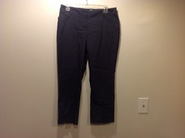 APT 9 Modern Fit Dark Grey/Black Women's Dress Pants Sz 6