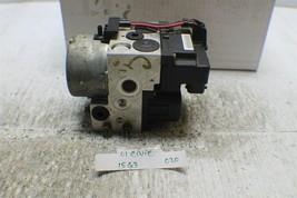 2001 2002 Honda Civic ABS Anti Lock Brake Pump Control 0265216823 Module... - $9.89