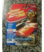 Johnny Lightning Muscle Cars USA 1969 Pontiac GTO Judge Blue 2019 NEW - $10.89