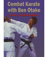 Combat Karate #1 Counterstrikes DVD Ben Otake traditional martial arts - $22.00
