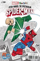 SDCC 2017 PETER PARKER SPECTACULAR SPIDER-MAN #1 MINIMATES - $9.99
