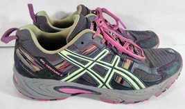Asics Gel Venture 5 Womens Athletic Shoes T5N8N Size 9.5 US, 41.5 EU Free S4 - $21.69