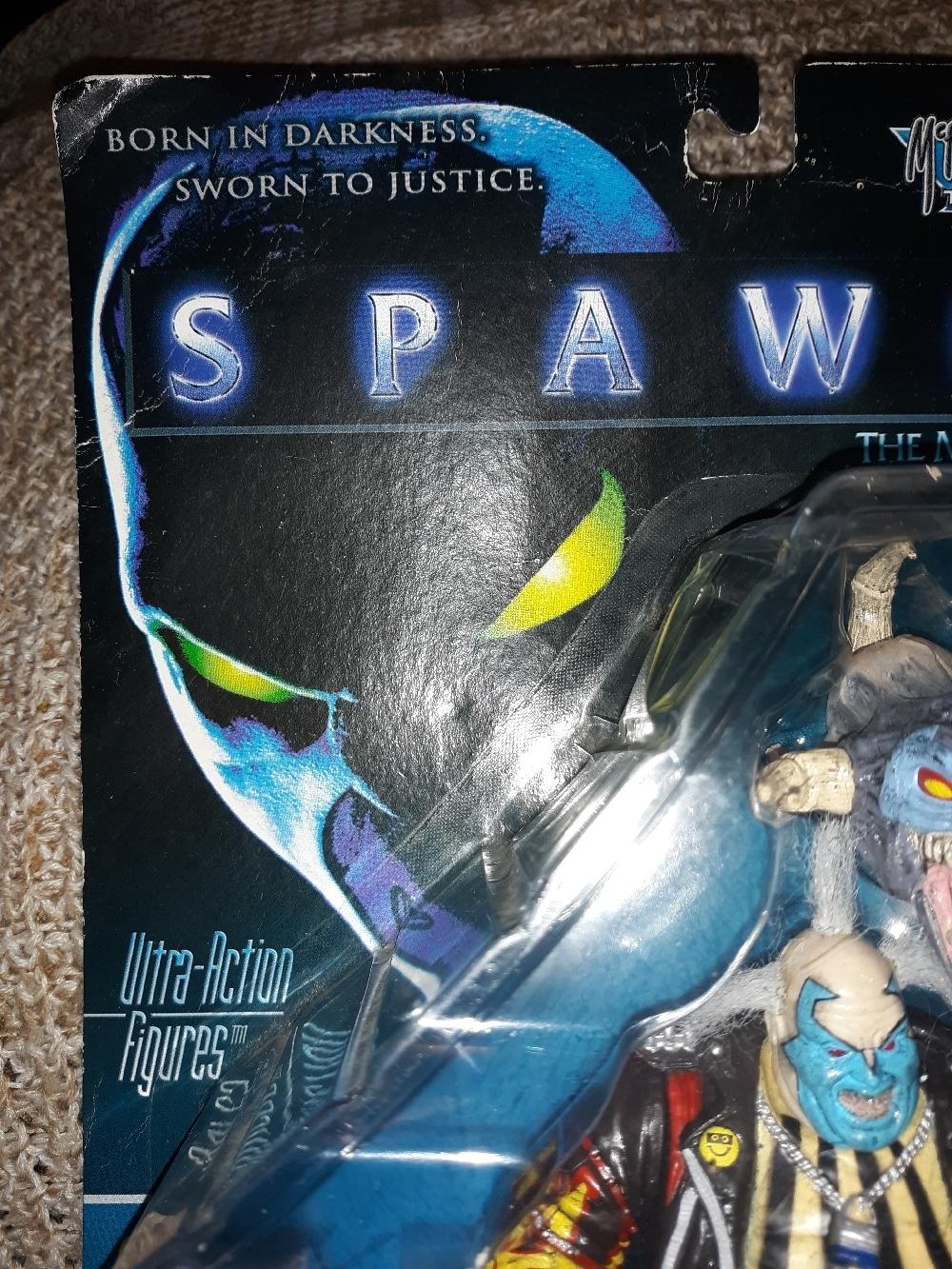 Spawn The Movie Clown Action Figure McFarlane Toys 1997