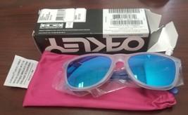 Oakley Sunglasses Clear/Blue OO9245 54 17 138  Non-Polarized Iridium - $88.11