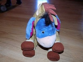 "Disney Store Winnie the Pooh Eeyore as Bullseye Horse 13"" Plush Toy Stor... - $22.00"
