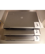 HP Compaq EliteBook 8570p i7 CPU Laptop 2 GB RAM No Hard Drive No OS Lot... - $184.00