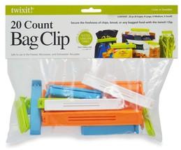 twixit! 20-Piece Bag Clips - $26.68