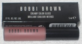 Bobbi Brown Creamy Color Lip Gloss in Dusk - NIB - Discontinued - $19.95
