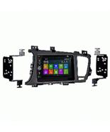 DVD Player GPS Navigation Bluetooth Radio w/ Dash Kit for Kia Optima 201... - $296.88