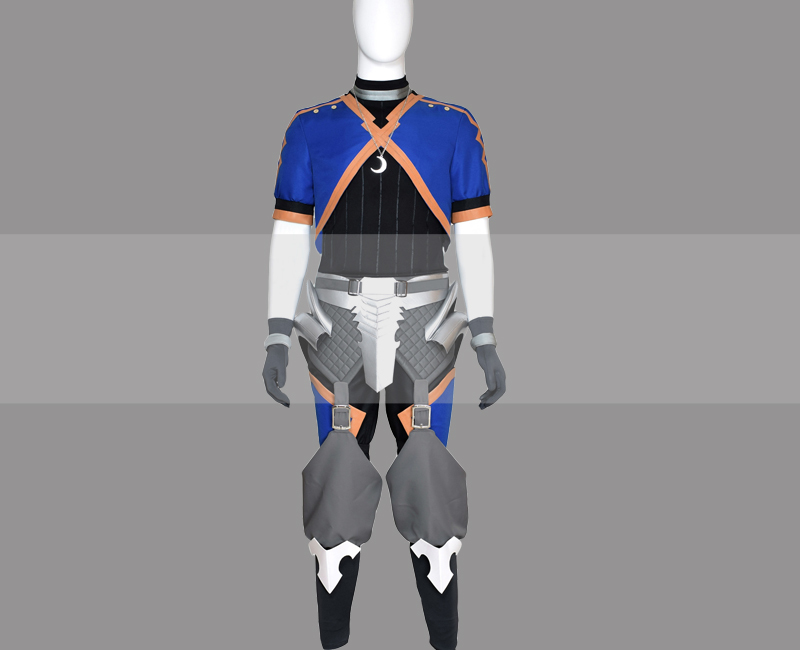 Fate grand order stage 1 lancer cu chulainn cosplay costume for sale