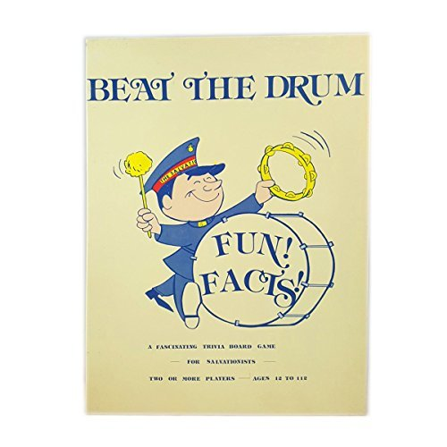 Primary image for Bates Printing Beat The Drum Religious Trivia Game