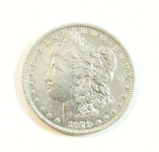 1879 P MORGAN SILVER DOLLAR  CHOICE COIN MS++ #200331 - $54.45