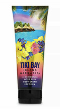 Bath & Body Works Tiki Bay Island Margarita Ultra Shea Body Cream 8 Oz New - $29.00