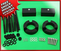 "Fits 05-20 Toyota Tacoma 2WD 4WD 2.5"" Fr + 1"" Rr Leveling Lift Kit Black... - $110.00"
