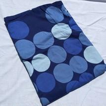 "Twin Duvet Cover Ikea Smorboll Blue Dots 61"" x 85"" 100% Cotton - $29.02"