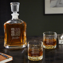 7611 from daughter to dad argos decanter and buckman glass set 1 thumb200