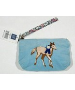 NWT GAP KIDS WRISTLET PURSE PONY HORSE BLUE RIBBON BEST IN SHOW FLORAL NEW - $11.87