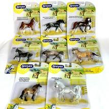 8 Breyer Horse Stablemates Tennesse Walking Warmblood Saddlebred Arabian... - $76.49