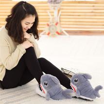 Kawaii Clothing Cute Harajuku Ropa Shark Slippers Shoes Tiburon Zapatill... - £17.01 GBP