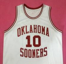Mookie Blaylock Oklahoma Sooners White College Jersey Any Size Free Wwjd Brcelet - $29.99