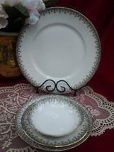 Limoges France China Gimbel Brothers Plates Set... - $80.39
