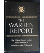 The Warren Report- Official Report on the Assassination of Pres. John F.... - $16.95