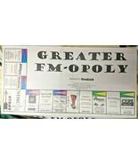 Greater FM-Opoly Board Game Fargo ND Moorhead MN NDSU RDO John Deere - $24.49