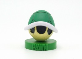Nintendo Super Mario Bros Koopa Shell Pawn Chess Replacement Piece Cake ... - $9.99