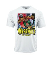 Werewolf By Night 2 Dri Fit graphic T-shirt moisture wick superhero SPF tee image 2