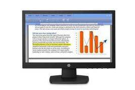 HP V194 18.5-inch Monitor (Renewed) - $70.00