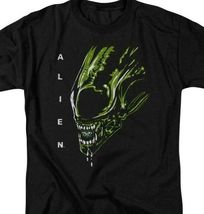 Alien t-shirt retro 70's 80's Sci-Fi horror film Ripley adult graphic tee TCF102 image 3