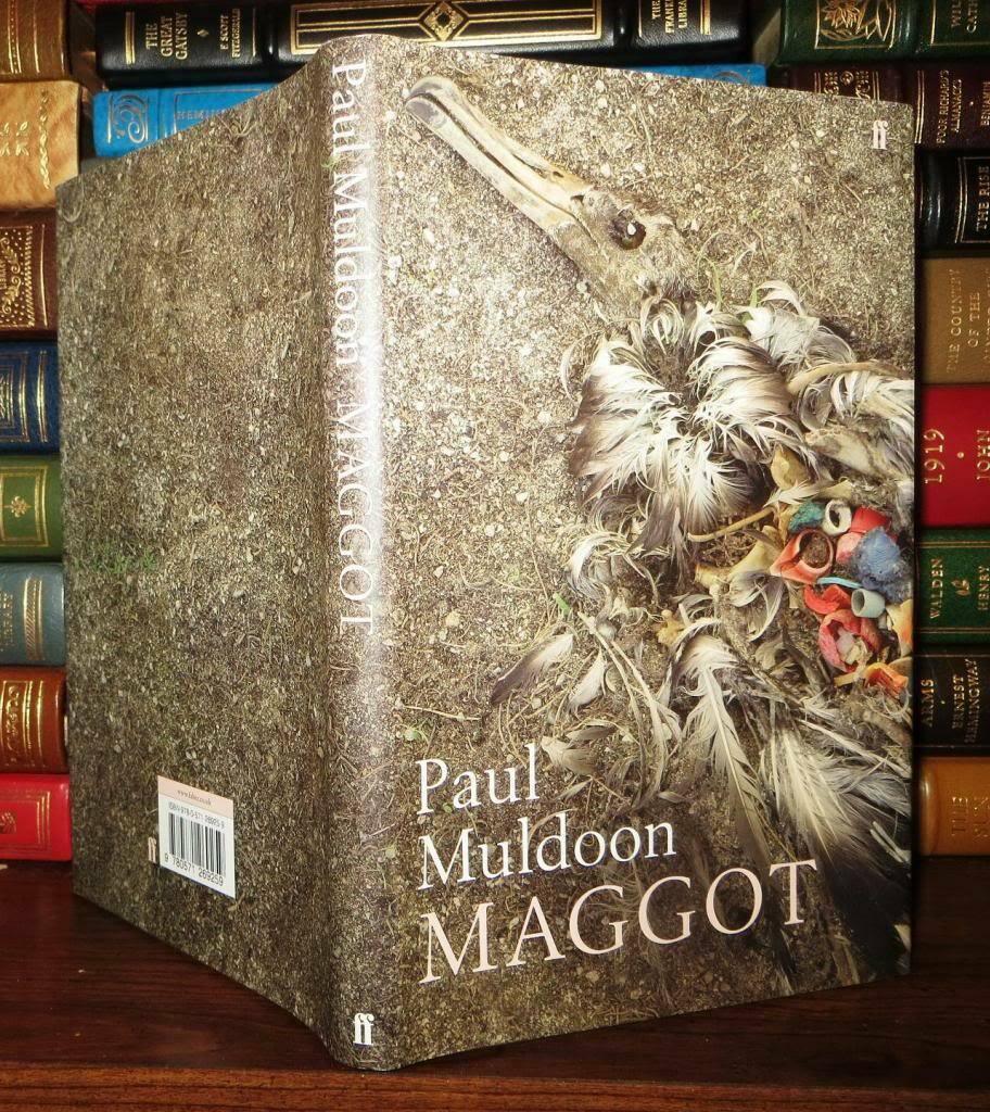 Muldoon Paul Maggot 1st Edition 1st Printing border=