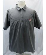 Ben Davis XL Short Sleeve Grey Shirt -H5 - $34.99