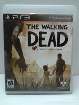 The Walking Dead: A Telltale Games Series, PS3 PlayStation 3 Complete - $9.89