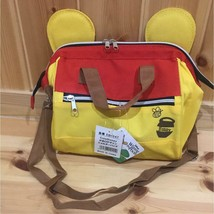 Winnie the Poo Anello purse shoulder bag 2 way pochette hand rucksack Ba... - $58.41