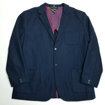 Tommy Hilfiger Navy blue Coat - 2 buttoned - Wool - New York City - XXL - $49.50