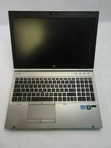 "HP EliteBook 8560p 15.6"" Laptop i7-2620M 4 GB RAM, No HDD, for Parts/Repair - $89.99"