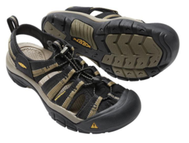 Keen newport H2 US Größe US 9 M (D) Eu 42 Herren Sport Sandalen Schuhe Schwarz - $72.01