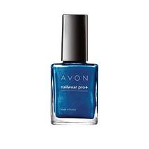 """Avon Nailwear Pro+ Nail Enamel """"Forget Me Not Blue"""" - $4.25"""