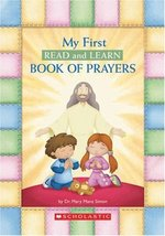My First Read And Learn Book Of Prayers (Little Shepherd Book) [Board bo... - $3.95