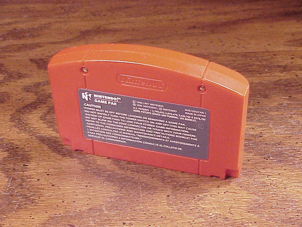 Nintendo 64 Jeremy McGrath Supercross 2000 N64 Game Cartridge