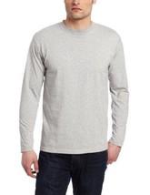 ExOfficio Mens BugsAway ChasR Crew LS Shirt,Grey Heather, Medium FREE PR... - $49.45