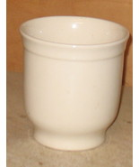 Smith and Hawken Ivory planter-Made in Portugal - $16.50