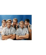 Beach Boys Stripes Brian Wilson Vintage 16X20 Color Music Memorabilia P... - $29.95