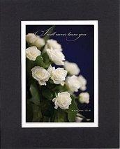GoodOldSaying - Poem for Inspiration - I will never leave you - Hebrews 13:5 ... - $9.85